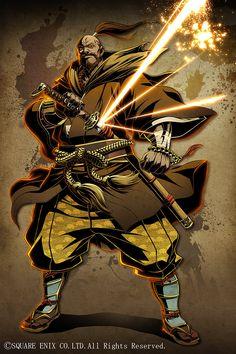 Genji Maeda by ~GODTAIL on deviantART