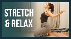 30 min Evening Yoga Stretch NO PROPS - Bedtime Yoga for Beginners Youtube Workout, Yoga Youtube, Yin Yoga, Yoga Meditation, Yoga For Beginners Youtube, 30 Minute Yoga, Become A Yoga Instructor, Free Yoga Videos, Bedtime Yoga