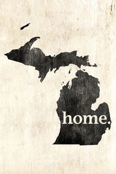 Keep Calm Collection - Michigan Home Poster Print (http://www.keepcalmcollection.com/michigan-home-poster-print/)