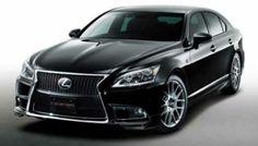 2016 Lexus LS 460 Black