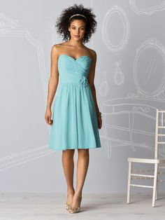bridesmaid dress...lots of different color options