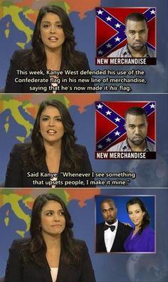 Kanye! SMH!!