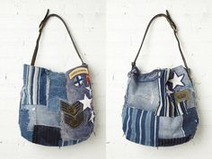 recycled jeans tote bags, denim jeans, purs, denim bag, handmad bag, goto bag, old jeans