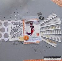 A Project by Majban from our Scrapbooking Gallery originally submitted 06/20/12 at 10:18 AM