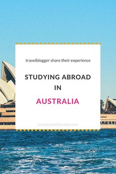 Natasha in Australia – Experience Report by a #Travelblogger Who doesn't love all the girls who aren't afraid to dream a little bigger? Follow Natasha on her #study #abroad adventure in #Australia.