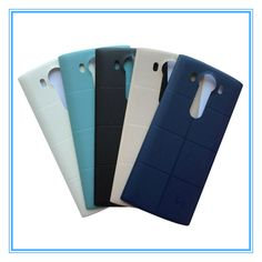 For LG V10 Rear Back Door Battery Cover Housing With NFC For LG V10 H968 Replacement Parts High Quality New Mobile Phone Case