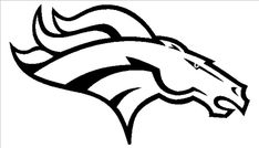 broncos coloring pages Click to see printable version of Denver Broncos Logo coloring  broncos coloring pages