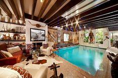 casa manhattan piscina interna