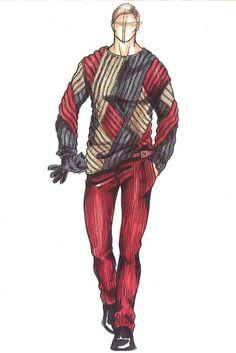 Daks Sketch