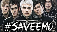 My Chemical Romance: Get My Chemical Romance BACK TOGETHER. #SaveEMO Were dieing!