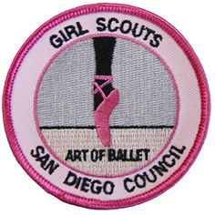 GSSD The Art of Ballet-badge requirements are included with order
