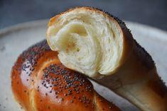Czech Recipes, Breakfast Tea, Bagel, Baked Goods, Tea Time, Bread, Baking, Sweet, Candy