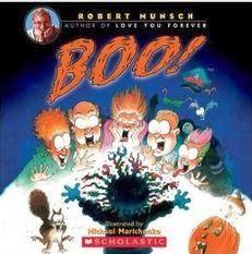 The Picture Book Teacher's Edition: Boo! by Robert Munsch