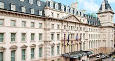 Hilton London Paddington hotel - Exterior of Hotel