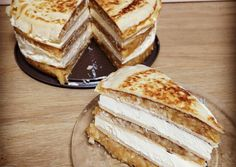 Almás - vaníliás rakott palacsinta | Bababo receptje - Cookpad receptek Waffles, Pancakes, Winter Food, French Toast, Sweets, Cookies, Breakfast, Ethnic Recipes, Desserts