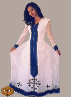 new ethiopian traditional dress