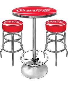 OMG, perfect for my Coca Cola Kitchen!