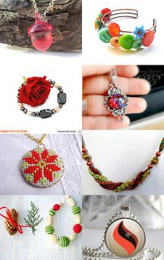 Festive Gift Guide 06 by Miné Kerget on Etsy--Pinned with TreasuryPin.com