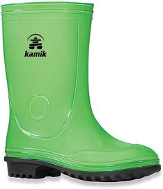 Kamik Kid's 8.25 Inch Spritz Collection Sunshower Boot Style: EK6335