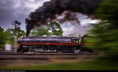 RailPictures.Net Photo: NW 611 Norfolk & Western Steam 4-8-4 at Webster, Virginia by Will Jordan