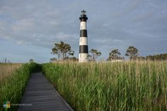 Must-see list of attractions and activities in the Outer Banks. Obx Rentals, Bodie Island Lighthouse, Outer Banks Nc, Beach Activities, Historical Landmarks, New Adventures, Continents, National Parks, Vacation