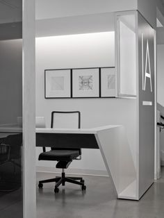 Inside IA Interior Architects Los Angeles Office