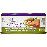 Click to see price - Wellness Signature Selects Chunky Chicken  #WetCatFood