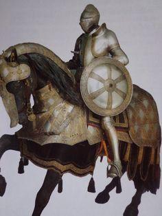 gran capitan Gonzalo Fernandez de Cordoba: Armadura de la época y Espada del Gran Capitán