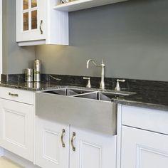 Image result for butler sink steel