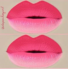Obsessed with this Ombre Lips