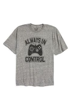 Caleb~ Large Big Boy Jem Always in Control T-Shirt (Big Boys) available at #Nordstrom