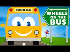 (4) Wheels On The Bus Song | Baby Rhymes | Children Nursery Rhymes | Cartoon Rhymes | Wheels On The Bus - YouTube