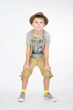 Kid's Fashion Spring 2013