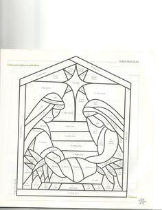 Nativity Silhouettes on Pinterest | Nativity Silhouette ...