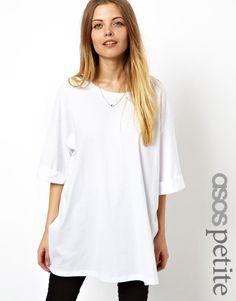 ASOS Petite | ASOS PETITE Oversized T-Shirt at ASOS