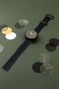 Hatch watch by Catherine Stolarski Design