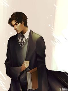 Tom Riddle - to Marika by *Athena-chan on deviantART