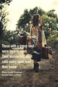 Spiritual Wisdom, Gypsy Soul, Photo Credit, Awakening, Mystic, Muse, Spirituality, Inspirational Quotes, Sayings