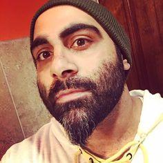 25 days of growth, 25 more to go #beardstrong #beards #beard