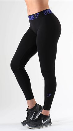 Fit Leggings with their on trend logo waistband launch 6th January