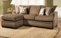 Main Reversible Chaise Sectional