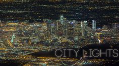 "City Lights is the final chapter from my Trilogy of Lights series that began a couple years ago with ""LA Light"" and then followed up with 'Nightfall'  Colin Rich"