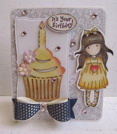 Kartka urodzninowa / Birthday card