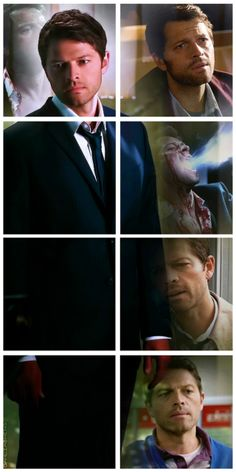 [gifset] - Castiel, Season 9