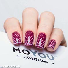 Плитка для стемпинга MoYou London Holy Shapes 10 - купить с доставкой по Москве, CПб и всей России.