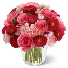 The Hearts Desire Bouquet