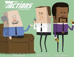 "Check out new work on my @Behance portfolio: ""Factions - an action-packed comedy series."" http://be.net/gallery/32089711/Factions-an-action-packed-comedy-series"