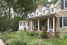 Peter Zimmerman Architects - New House, Chester Springs, PA