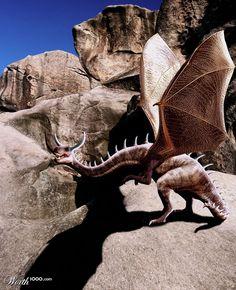 Dragon Myth - Worth1000 Contests