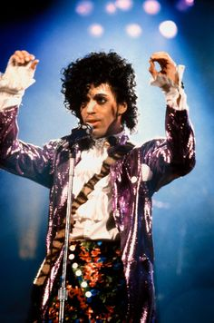 1985. Prince was my high school soundtrack. Another genius gone too soon. RIP.